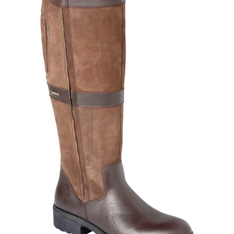 063fe4bde9c65 Dubarry - Sligo Boots - Walnut - Image Lifestyle